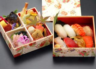 127寿司鼓弁当