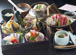 115)真鯛釜めしと神戸牛陶板焼き