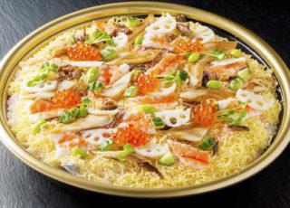 742華やか海鮮ちらし寿司