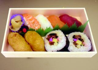 014寿司盛り合わせ
