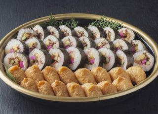 743 太巻き寿司といなり寿司