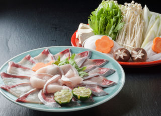 1010)ブリしゃぶ鍋