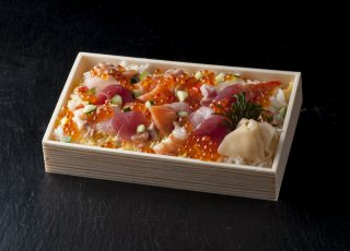 019)海鮮ちらし寿司